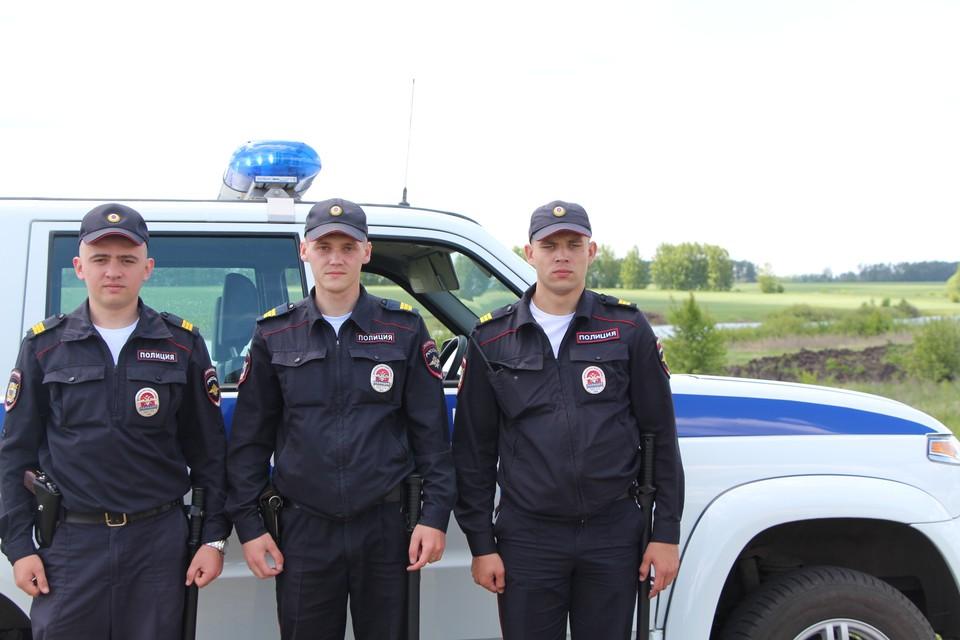 Слева направо: Александр Кочетов, Вадим Селянский и Владимир Авдеев