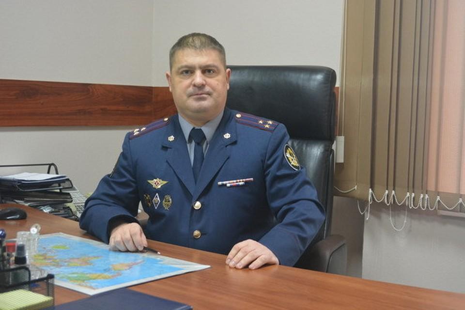 Александр Зорин поступил в больницу с несколькими ножевыми ранениями. Фото: официальный сайт УФСИН по Томской области.