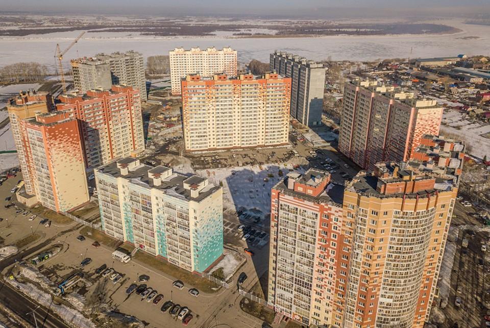 За три месяца банки выдали томичам немногим более 300 льготных ипотечных кредитов с господдержкой под 6,5%.