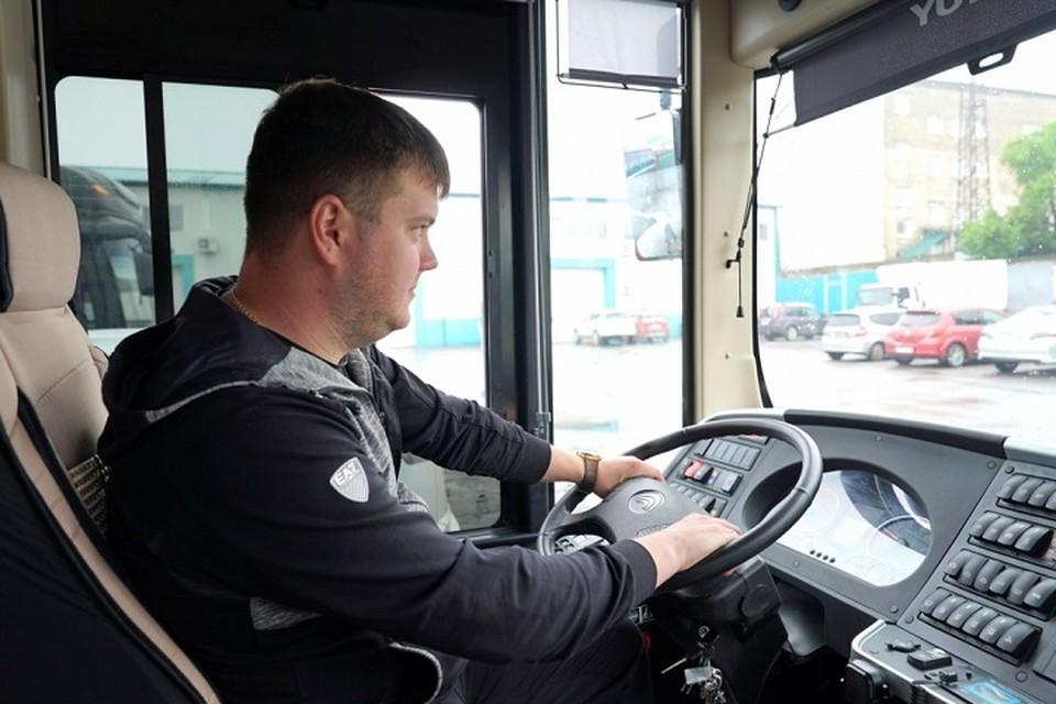 Как будет ходить общественный транспорт в День города в Хабаровске в 2021 году