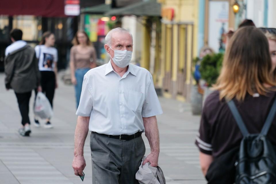 840 человек заболели и 33 умерли от коронавируса в Петербурге на 28 мая 2021 года