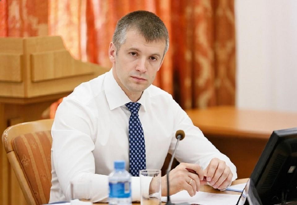 Сергей Белопольский возглавлял министерство труда и соцзащиты Кубани
