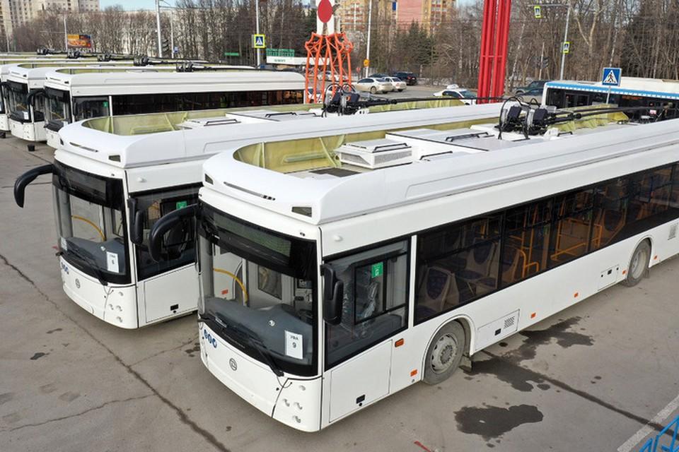 Чтобы уфимский троллейбус перестал быть убыточным, необходимо сначала вложить немалые деньги