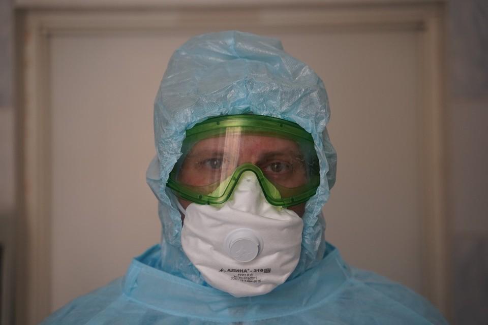 В Самаре ежедневно умирают по 15 пациентов с коронавирусом