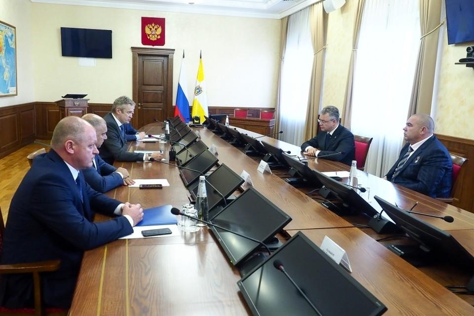 Фото: сайт губернатора СК.