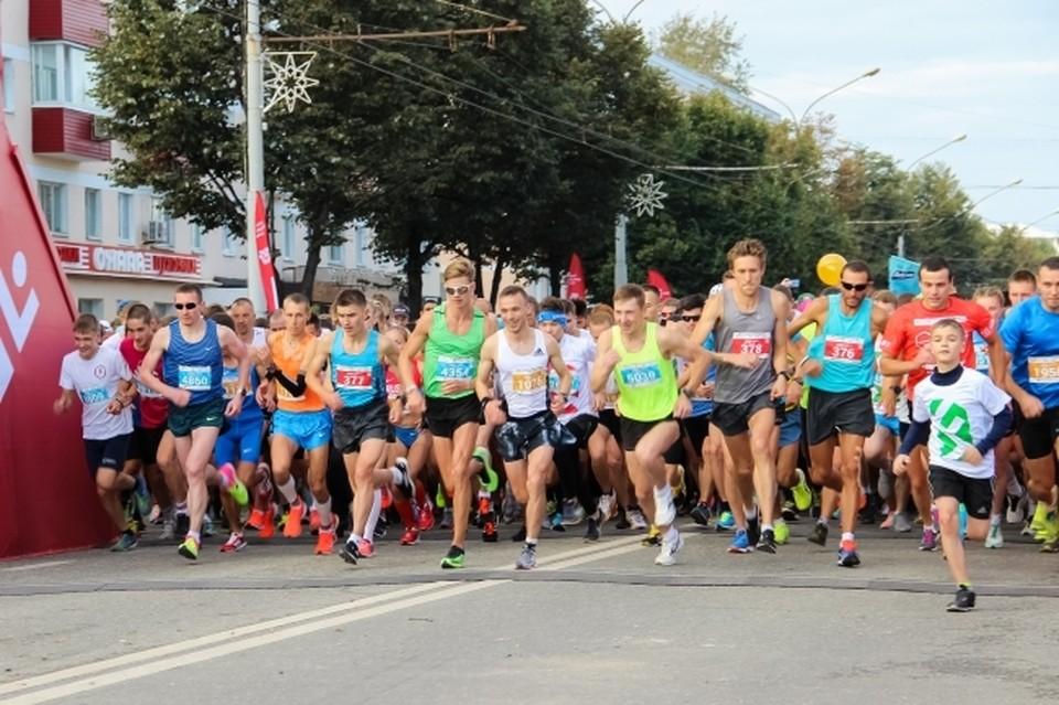 В марафоне примут участие 180 городов России