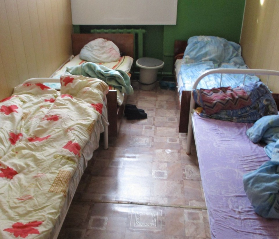 Комнаты в приюте