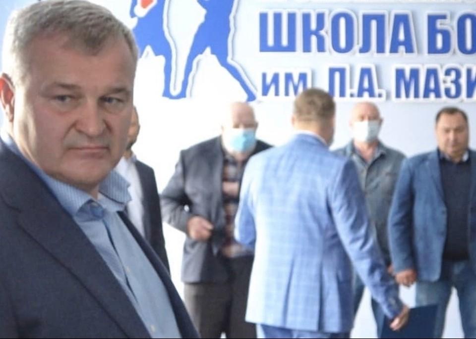 В Кузбассе открыли школу единоборств. Фото: instagram.com/v_n_telegin.