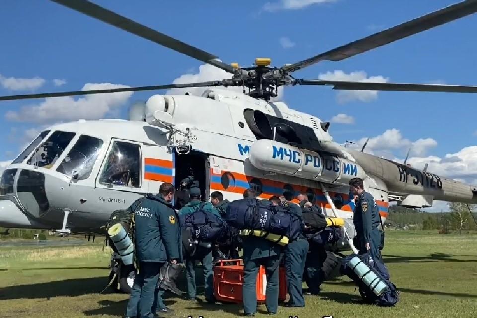 Спасатели уже дежурят в городах и поселках Иркутской области, где ожидаются подтопления