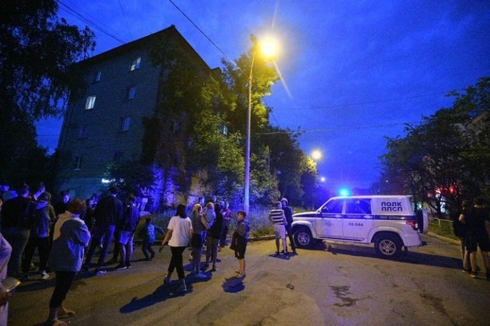 Стрельба произошла в микрорайоне Химмаш около 20:00 вечера