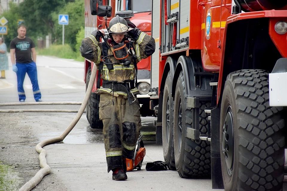 В Тюменской области за прошедшую неделю произошло 148 пожаров.