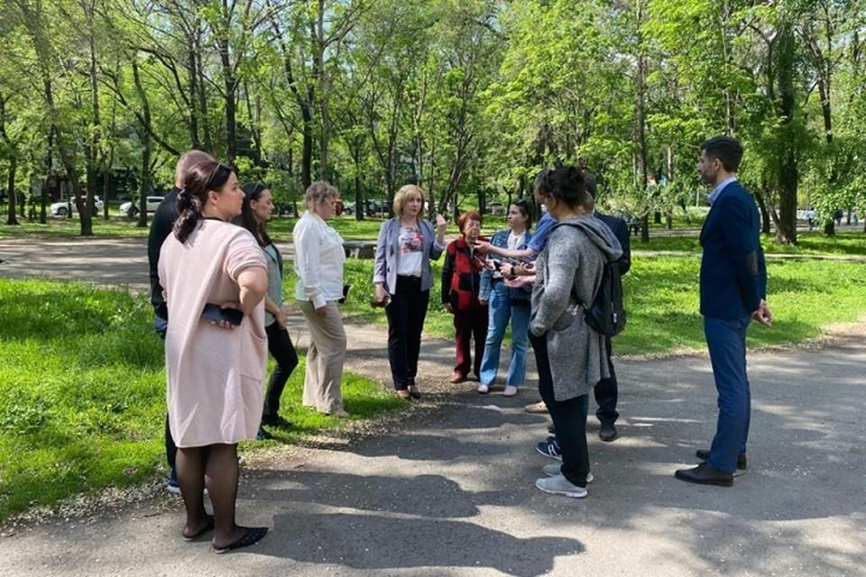 В Хабаровском крае завершилось голосование за объекты благоустройства