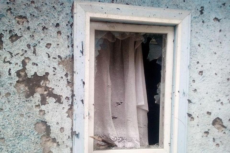 Информация о разрушениях в селе уточняется. Фото: архив Представительства ЛНР в СЦКК
