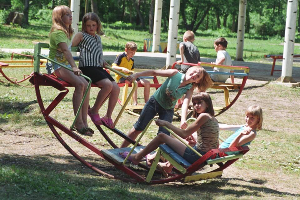 В Брянской области на летний отдых детей выделили 287,6 миллиона рублей.