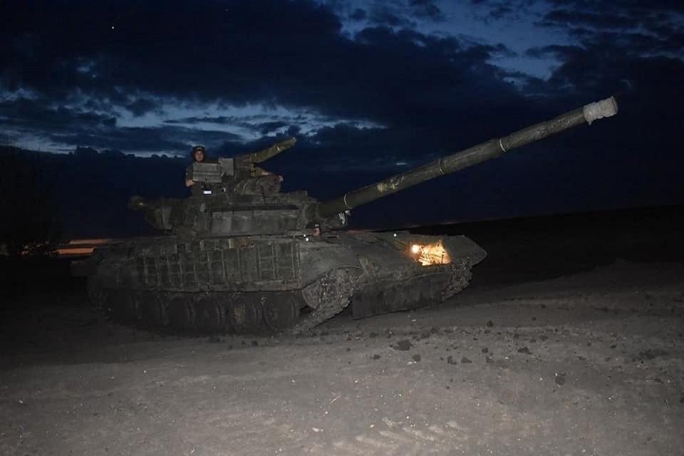 Боевики ВСУ не скрывают, что готовятся к предстоящей провокации. Фото: 58-я отдельная мотопехотная бригада / Facebook