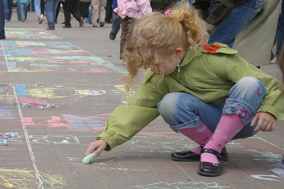 В Новосибирске пройдет больше 1000 мероприятий ко Дню защиты детей.