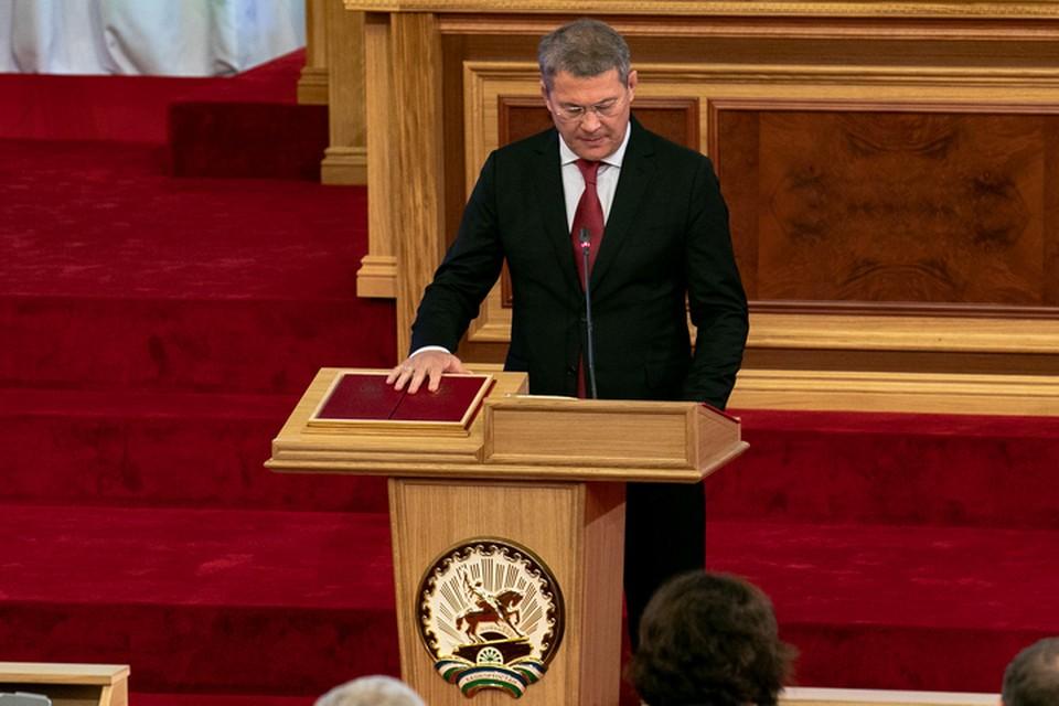 В ближайшее время Курултай рассмотрит пакет поправок в Конституцию Башкирии