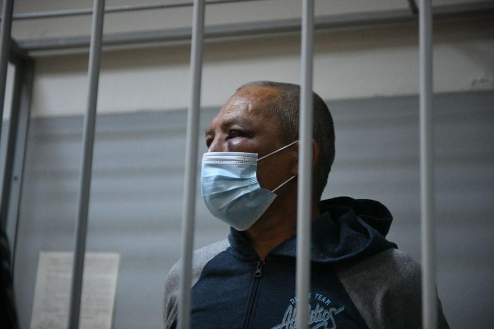 Сергея Болкова арестовали на два месяца.