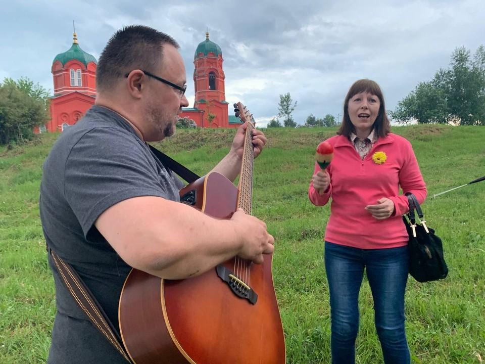 Песни Куликова поля звучали у слияния Дона с Непрядвой: в Тульской области прошел традиционный фестиваль