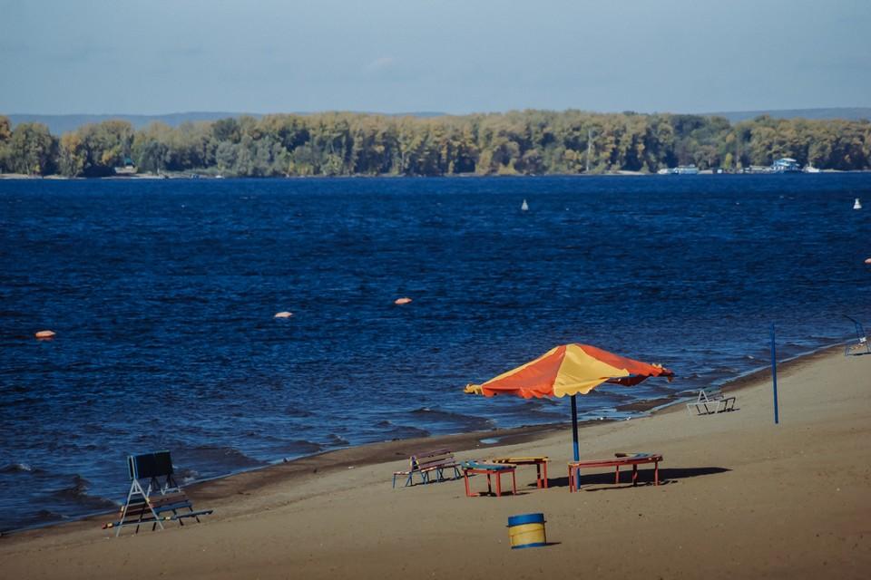 В Самаре скоро начнется пляжный сезон