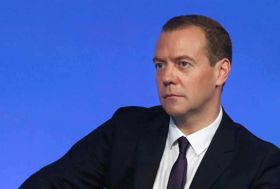 Дмитрий Медведев считает, что сейчас в мире все устали от противостояния России и Запада. Фото: Дмитрий Медведев/ВКонтакте.