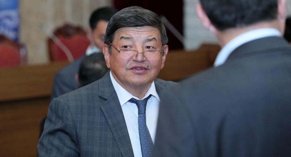 Акылбек Жапаров получил должность в правительстве.