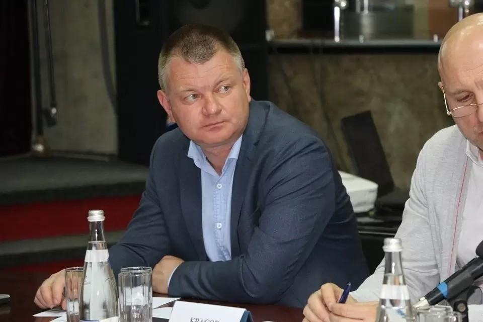 Глава администрации Керчи Сергей Бороздин. Фото: Facebook мэра города