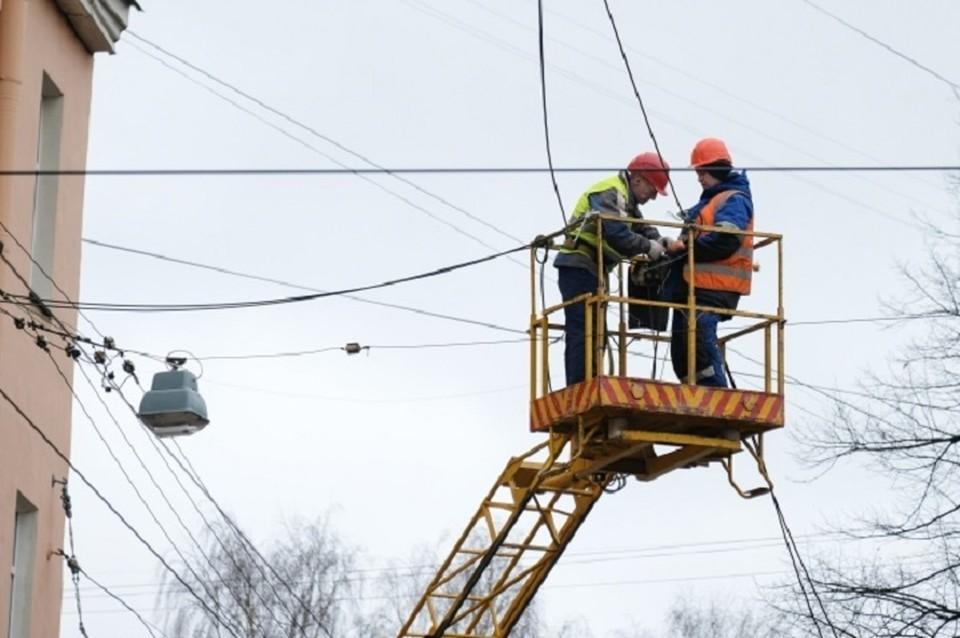 Аварийное отключение электричества произошло в Правобережном районе Иркутска 2 июня