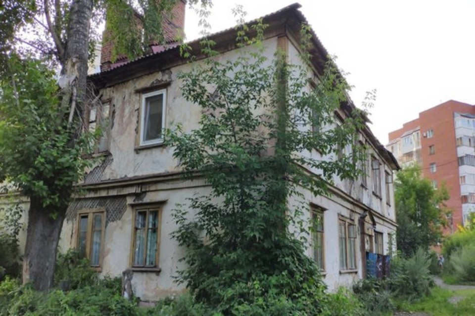 Строить новое жилье на месте аварийных домов, которые пойдут под снос, городские власти не планируют. Фото: admin.tomsk.ru