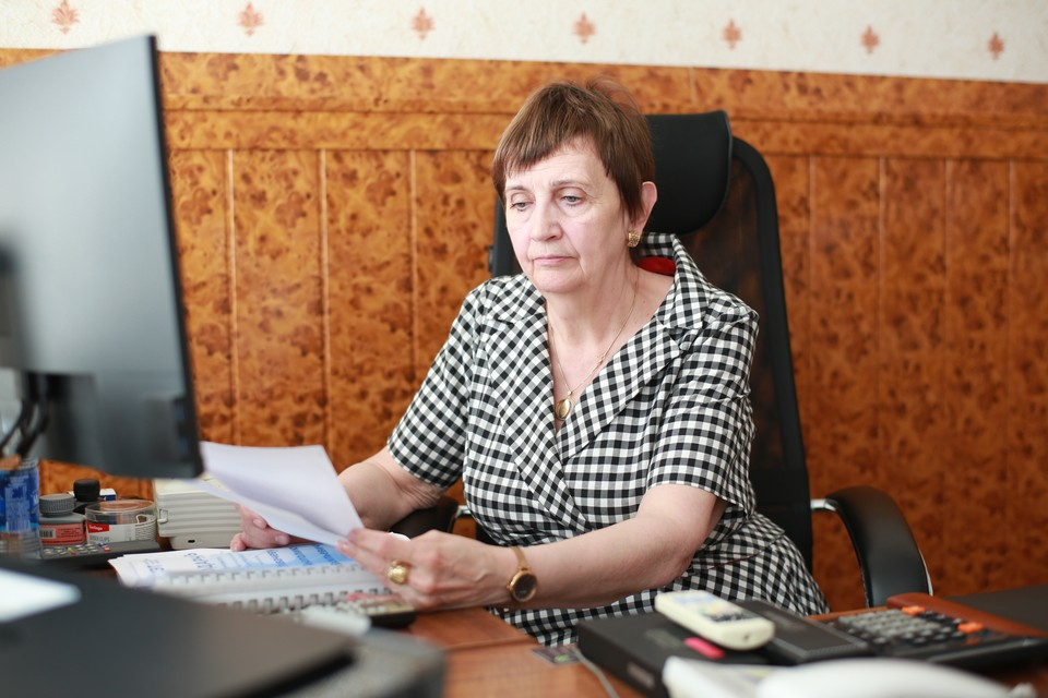 Сейчас Наталья Аксагова замдиректора и преподаватель, а начинала карьеру с заведующей полигоном.