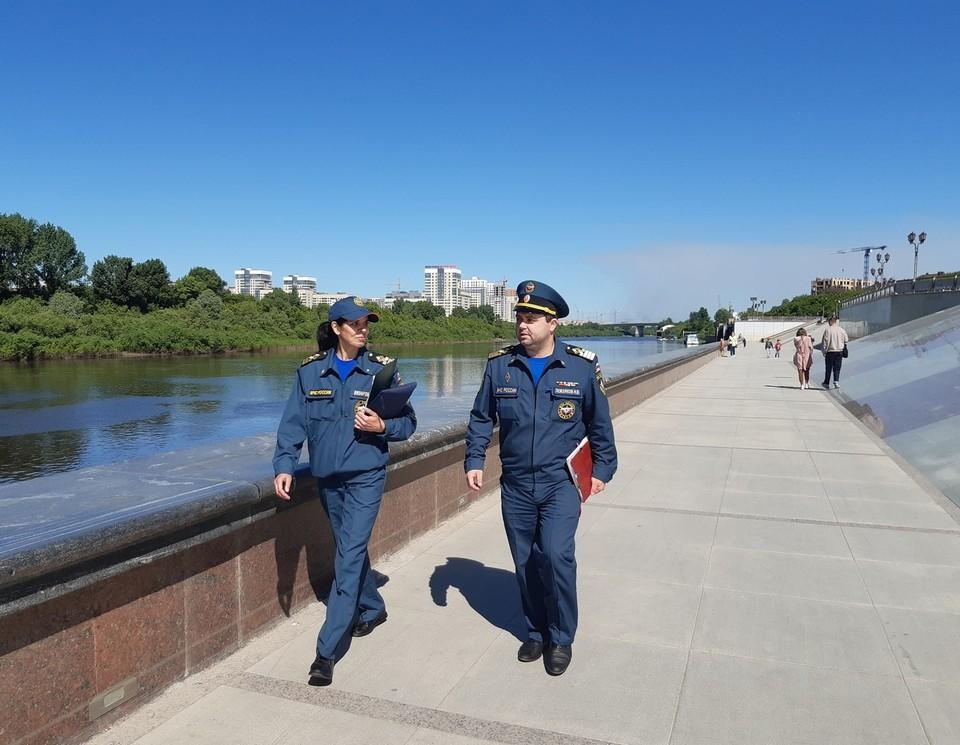 В Тюменской области возбуждено17 уголовных дел в связи с природными пожарами.