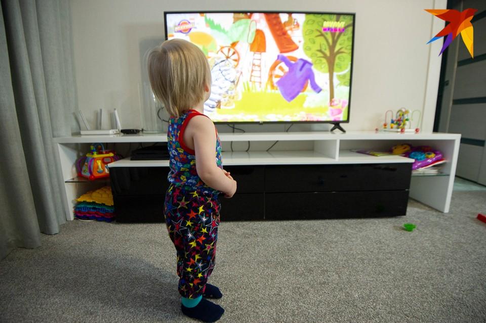 Мультфильмы жители области предпочитают смотреть по субботам и воскресеньям.