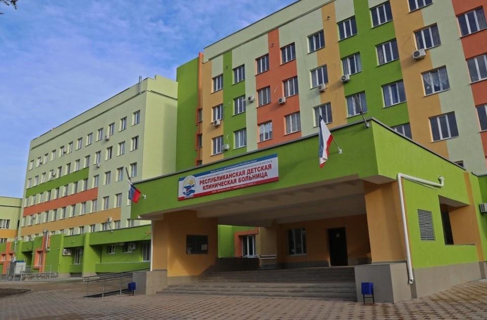 Звонок о минировании поступил в РДКБ в 7.40 утра. Фото: mzdrav.rk.gov.ru