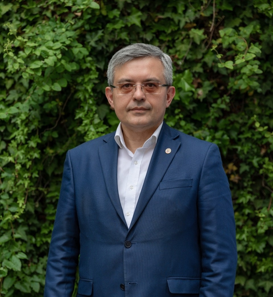 Мирча Буга, бывший министр здравоохранения и бывший министр труда, социальной защиты и семьи. Фото:tribuna.md