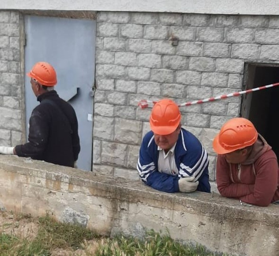 Фото: предоставлено Валентиной, жительницей дома 12/2 по улице Военных строителей