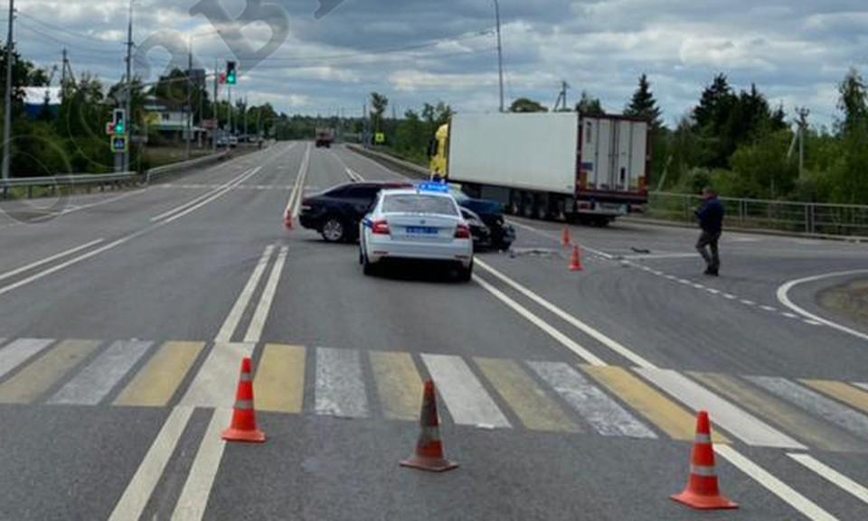 В 31 ДТП, произошедшем на на территории Большой Тулы за минувшие сутки пострадали пять человек