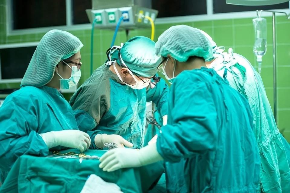 Астраханские врачи спасли полуторагодовалую девочку