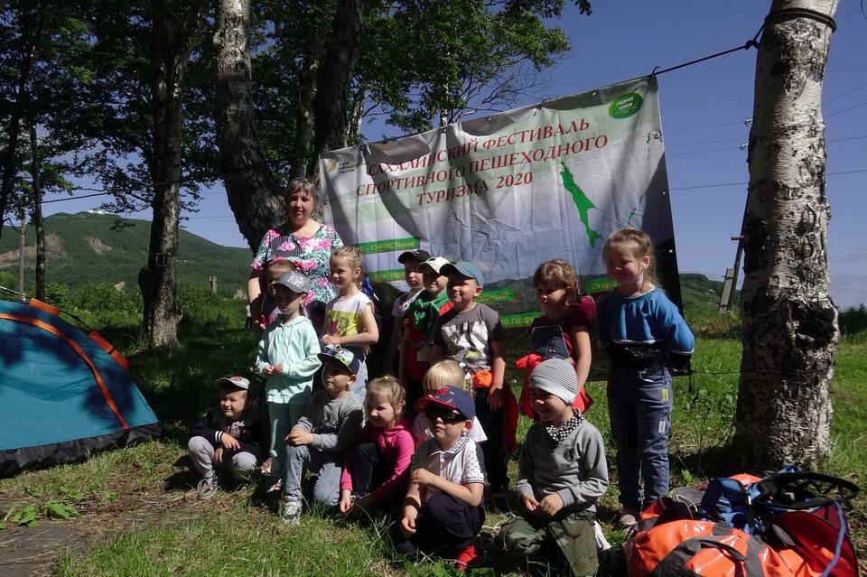 Грантовый проект «Сахалинский фестиваль спортивного пешеходного туризма» был реализован в пгт. Тымовское и г. Макаров