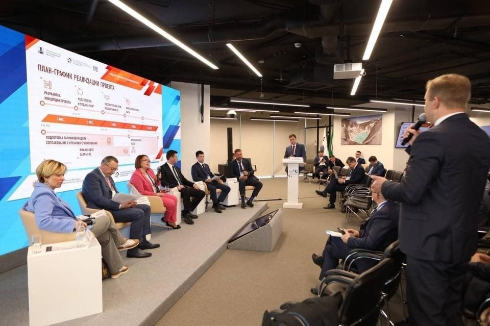 После презентации проектов ГЧП Сахалинской области в Москве несколько инвесторов изъявили желание участвовать в проектах в сфере обращения с отходами