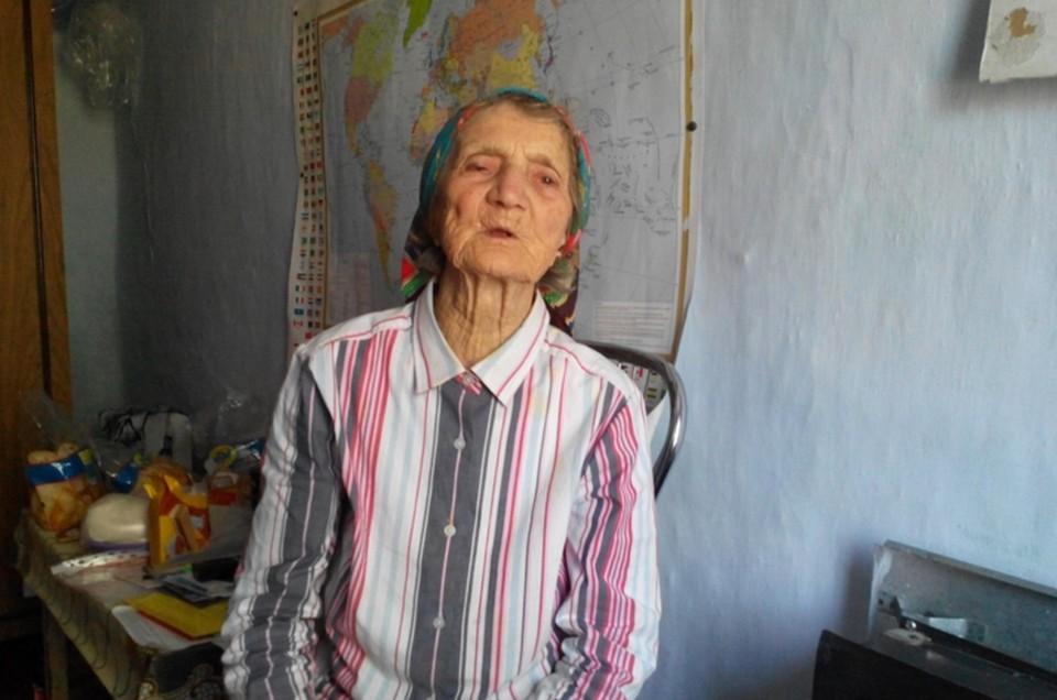 Нине Петровне в этом году будет 101 год