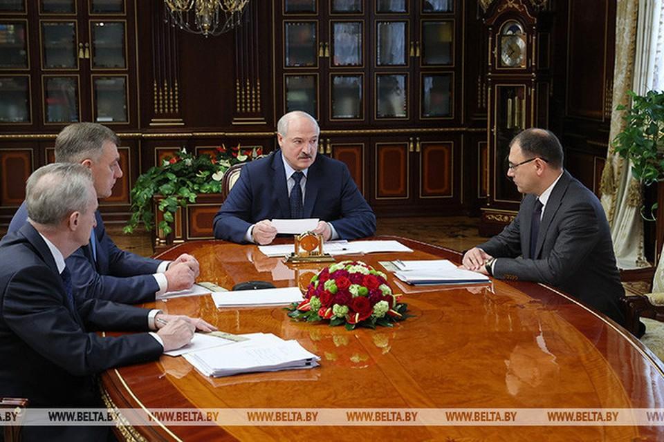Лукашенко заявил, что если будет нужно, то будет построена вторая атомная станция. Фото: БелТА