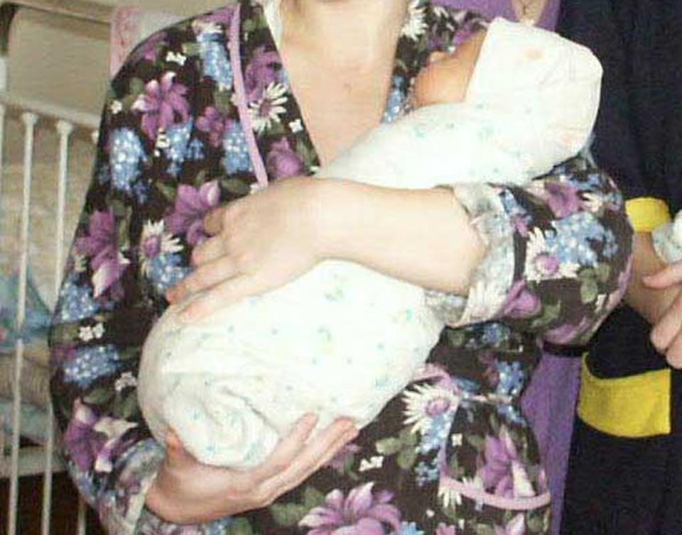 Молодая тулячка жестоко обращалась с грудным младенцем