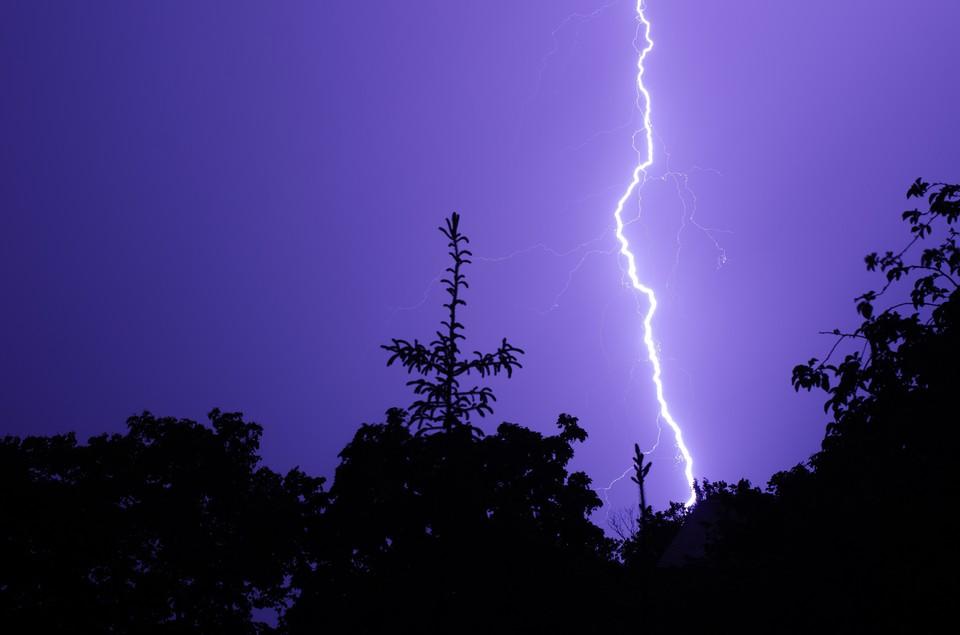 Непогода продлится в Саратовской области и завтра