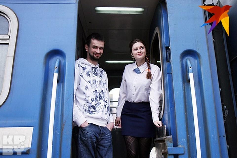 БелЖД запускает новый поезд из Полоцка в Москву.