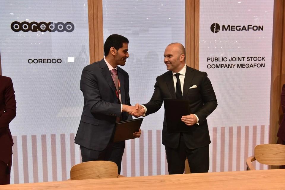 МегаФон поделится с Ooredoo опытом поддержки крупных спортивных мероприятий. Фото - МегаФон.
