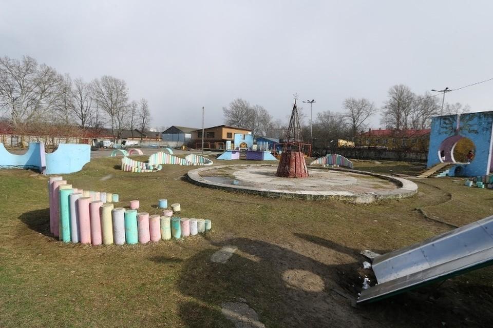 В Брянске за благоустройство парка «Юность» проголосовали больше 12 тысяч горожан.