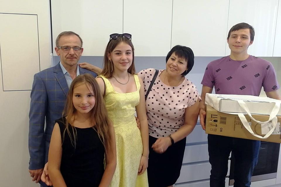 Неожиданно для себя Валентин Шульга стал участником специальной программы льготной аренды, реализованной компанией ДОМ.РФ
