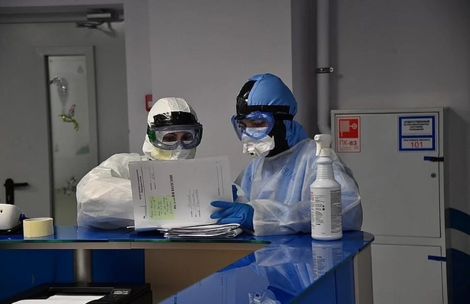 Всего с начала пандемии диагноз - коронавирус в Пермском крае был поставлен 57 853 пациентам.