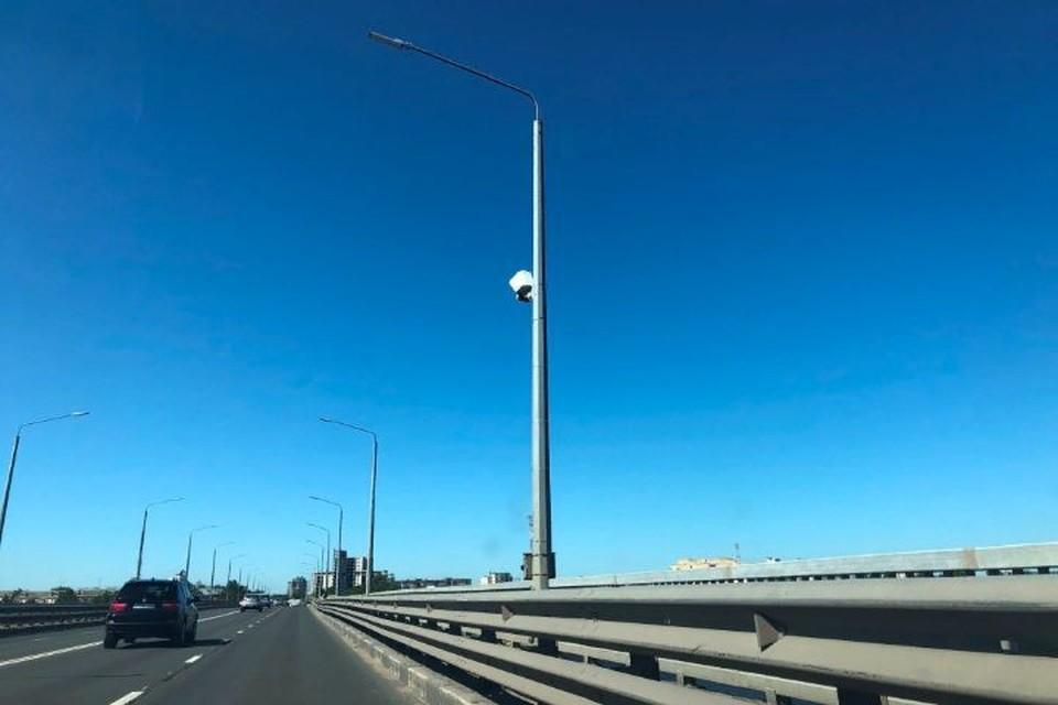На дорогах Ярославской области увеличили число фотовидеокамер и их муляжей