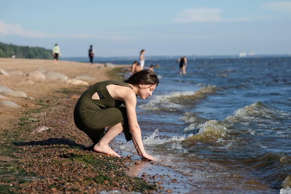 МЧС призывает к осторожности при купании.